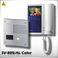 Kit videoportero antivand lico a color sv 805 al color - Precio de videoporteros ...